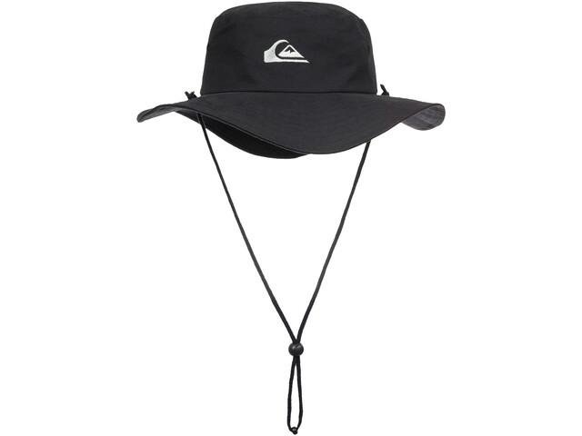 Quiksilver Bushmaster Cappello Uomo, black